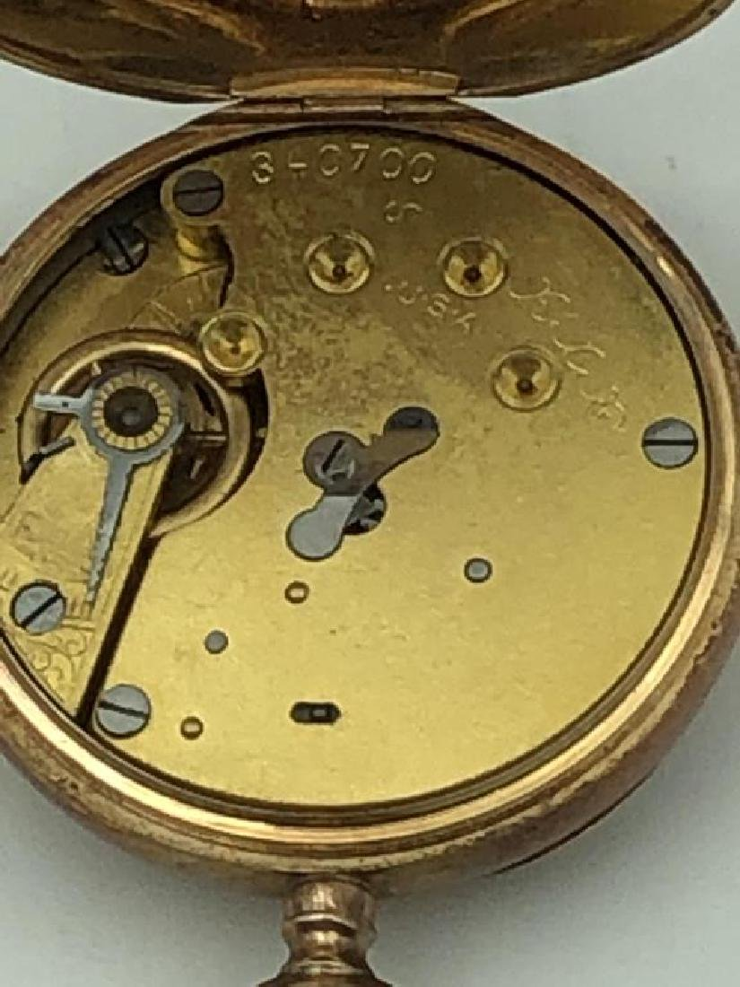 Locket and pocket watch lot - 9