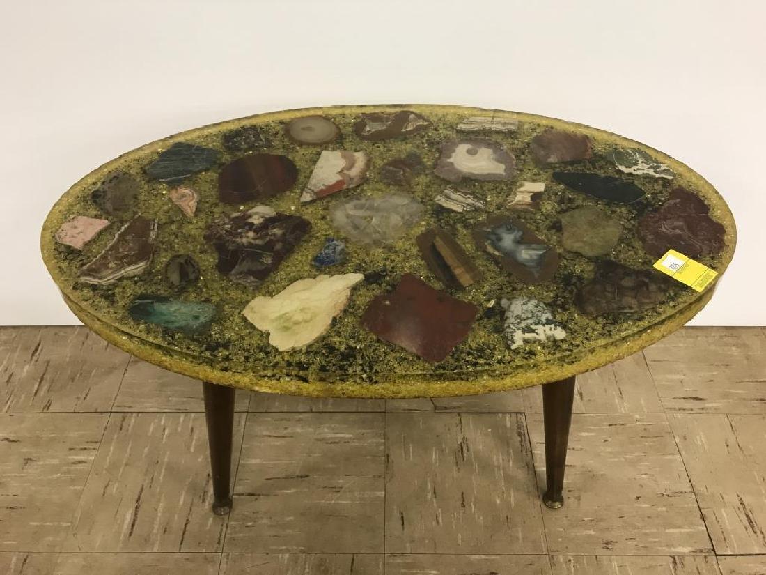 Mid Century coffee table - 2