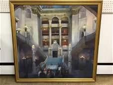 """Harrisburg Rotunda"" by Ben Marcune"