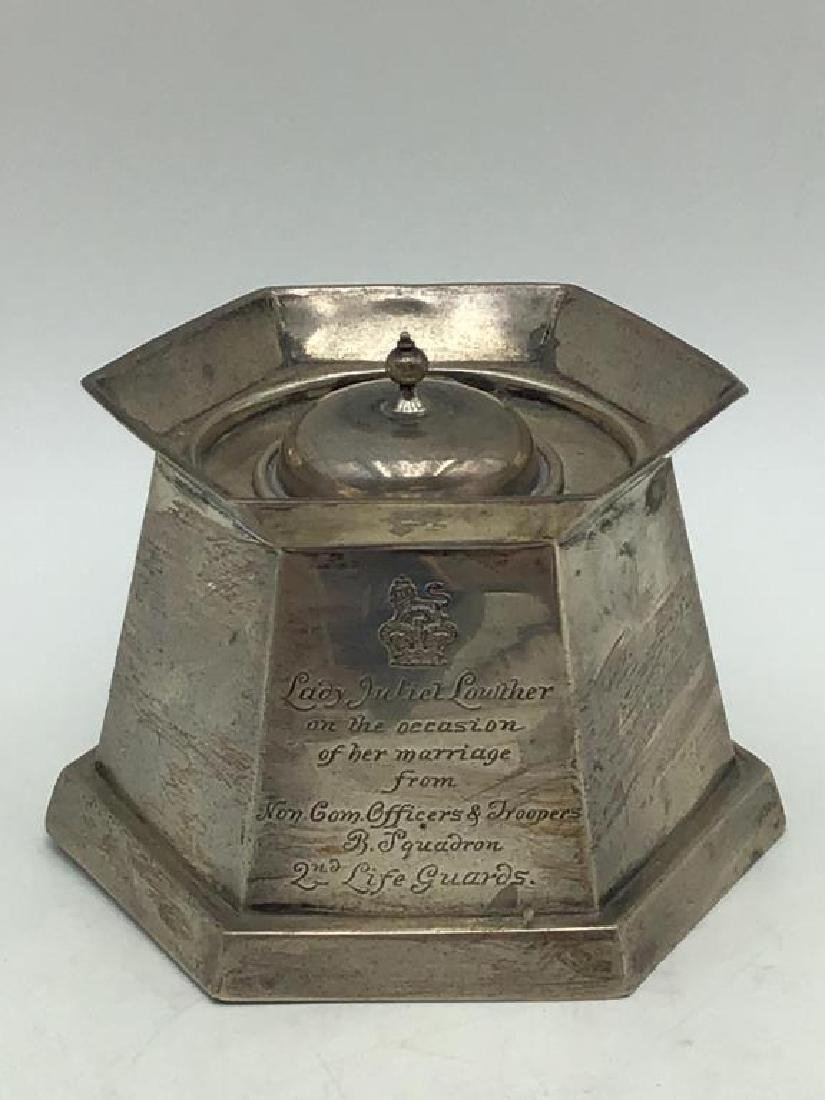 Commemorative Inkwell