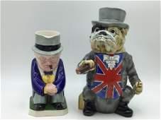 2 Churchill items
