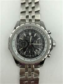 Breitling for Bentley Gentleman�s wrist watch