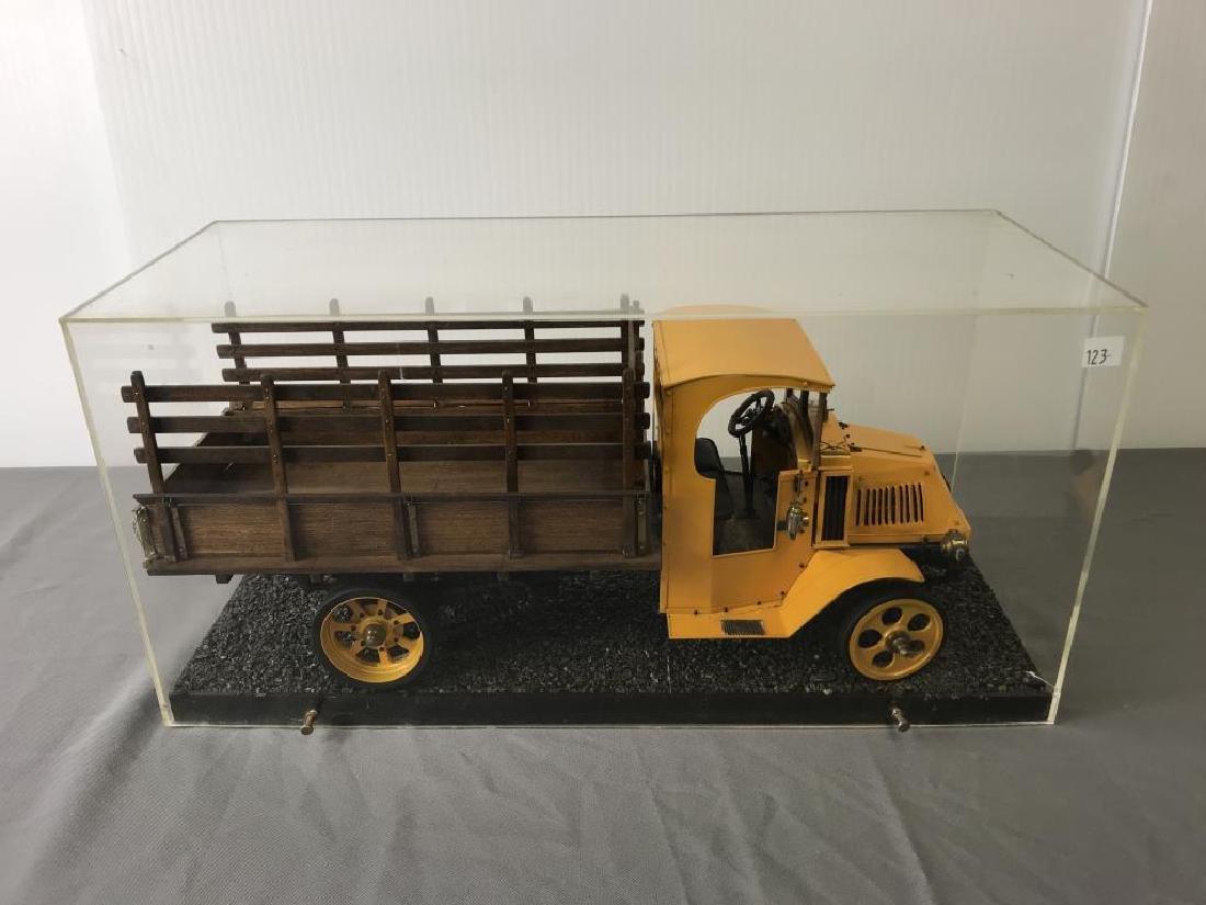 Mack Truck C Model bulldog truck;