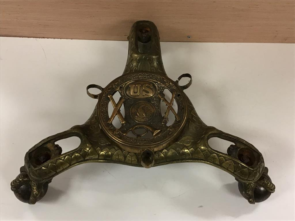 Scarce Post Civil War Musket Rack