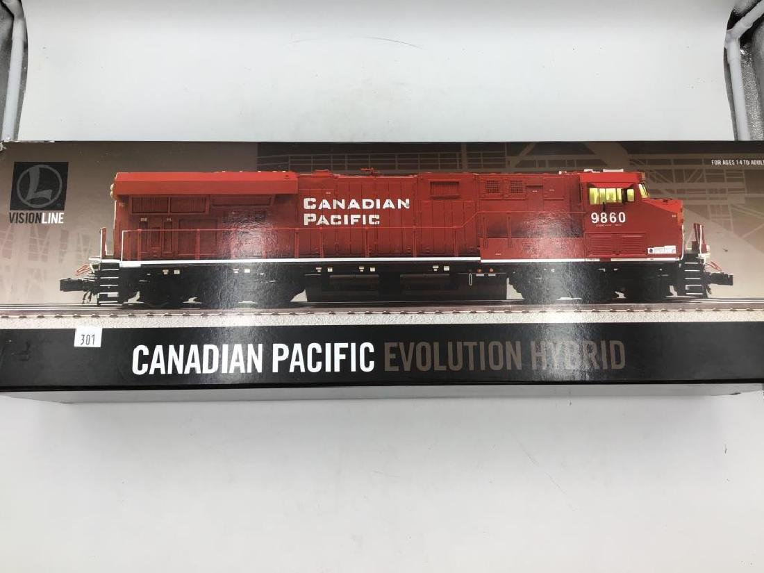 Lionel O gauge 6-28320 Canadian Pacific Engine