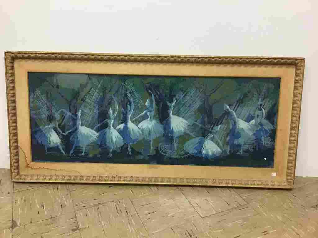 Ballerinas by Ann Cochran