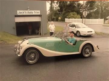 1967 Morgan Car 4 Plus