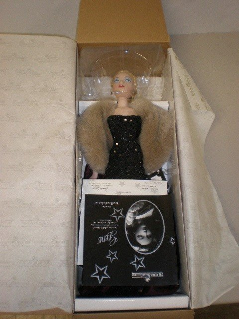 "2009: Gene by Ashton Drake fashion doll, 15"" tall, mint"