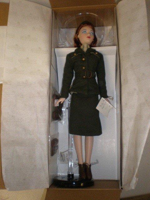 "2010: Gene by Ashton Drake fashion doll, 15"" tall, mint"