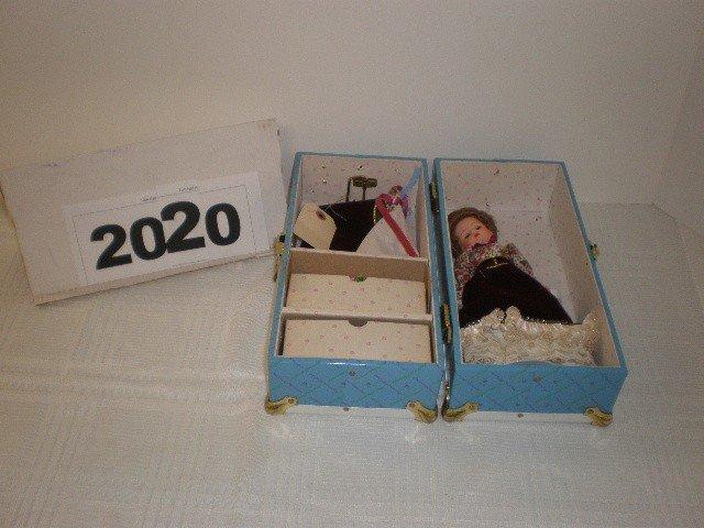 """2020: 9"""" Madame Alexander vinyl doll Mrs. Molloy's Mill"""