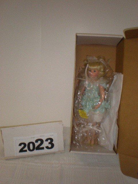 "2023: 18"" tall Susan Wakeen Limited Edition modern porc"