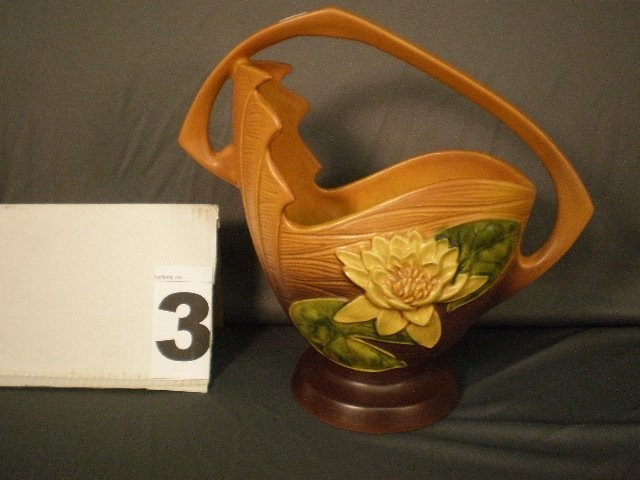 3: Roseville Basket