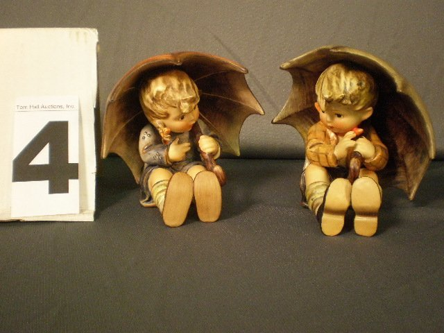 4: Two Hummel Figures Lot