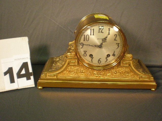 14: Mantle Clock