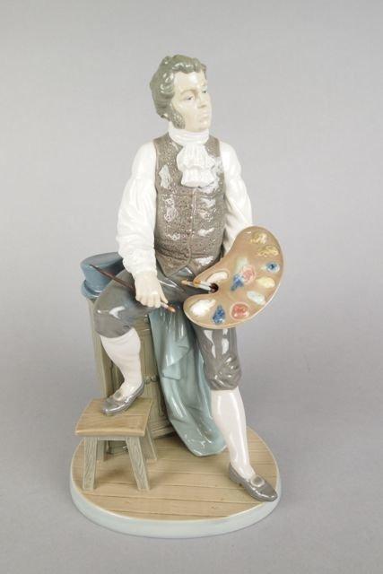 10: Lladro Figurine