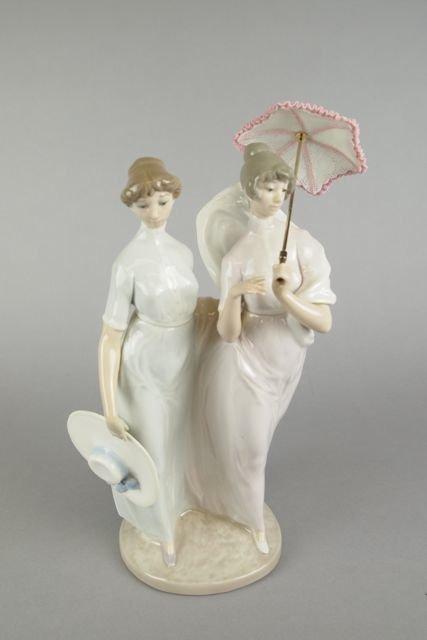 11: Lladro Figurine