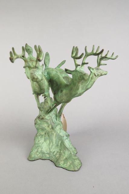13: Metal Sculpture