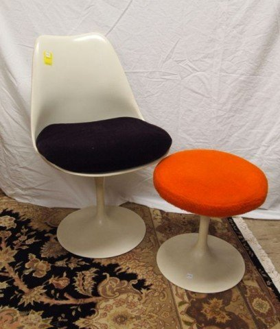 Knoll Side Chair and Stool