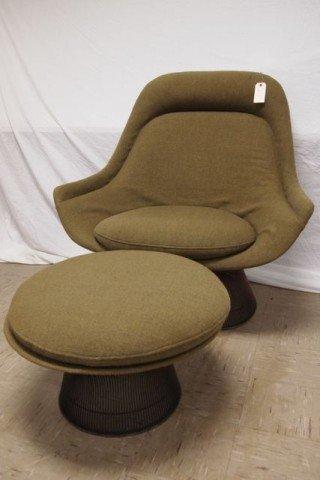 Knoll High Back Lounge