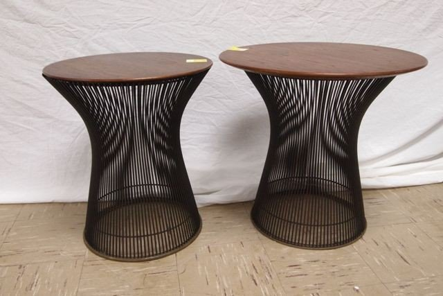 Knoll Side Tables