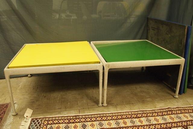 Knoll Patio Tables