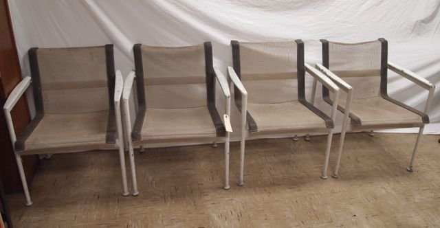 Knoll Patio Chairs