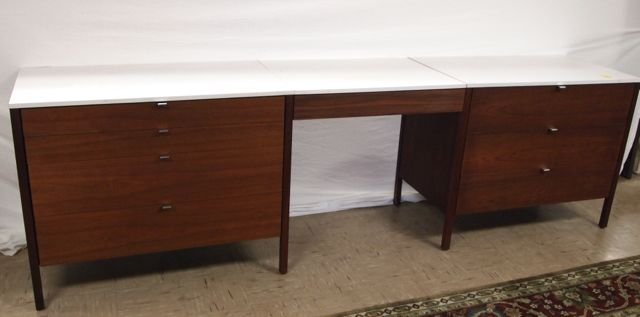 Knoll 3 Drawer Chest
