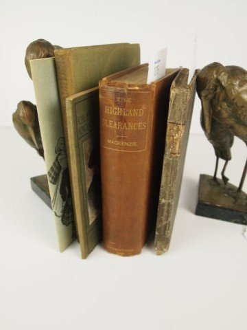 Lot of Five Books of Scotland