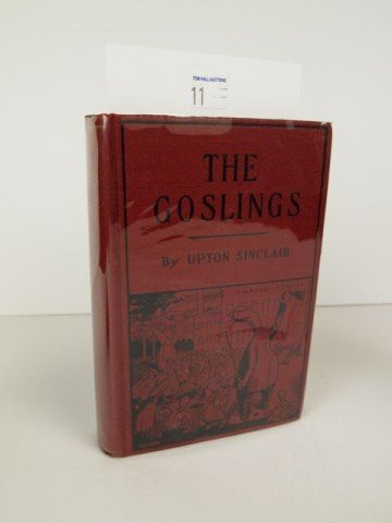 The Goslings, Upton Sinclair Book