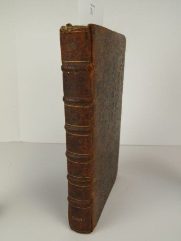 Early Leather Bound Book