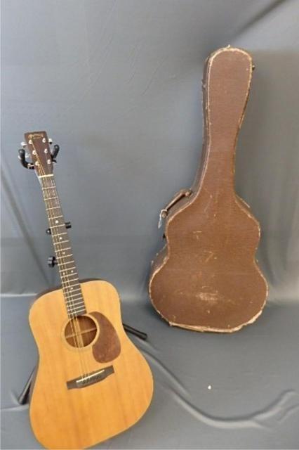 1945-D Martin Guitar & Case