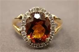14k Ladies Ring