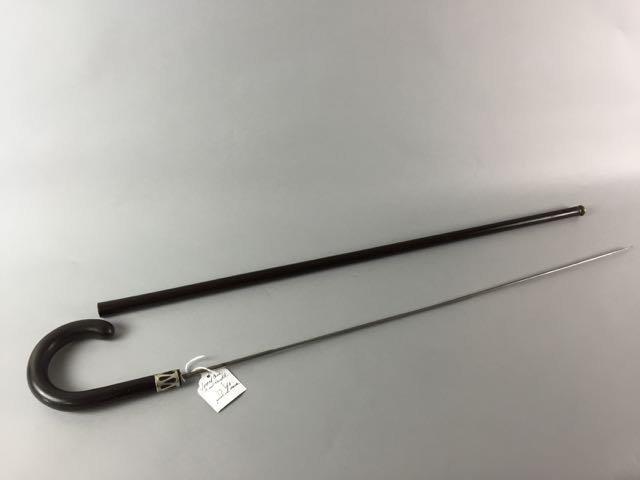 Sword cane - 3