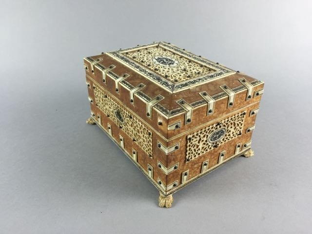 Ivory Mounted Box - 2