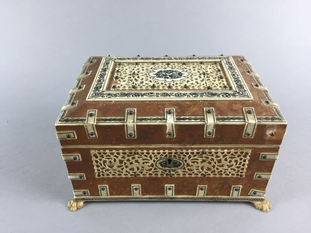 Ivory Mounted Box - 3
