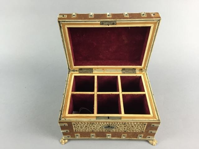 Ivory Mounted Box - 4