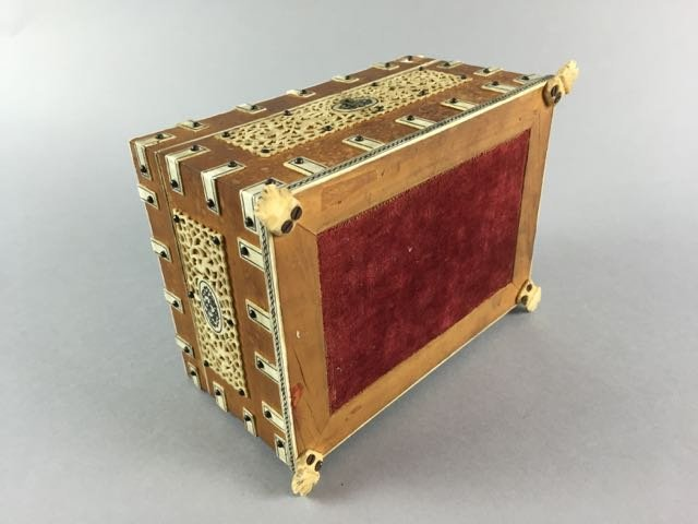 Ivory Mounted Box - 5