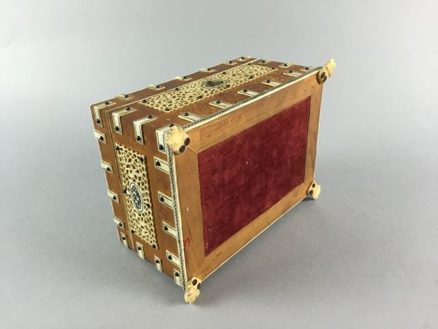 Ivory Mounted Box - 6