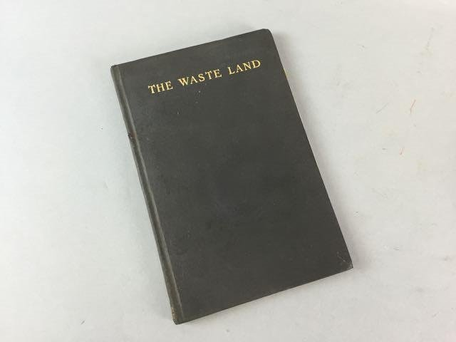 "Book, ""The Waste Land"""