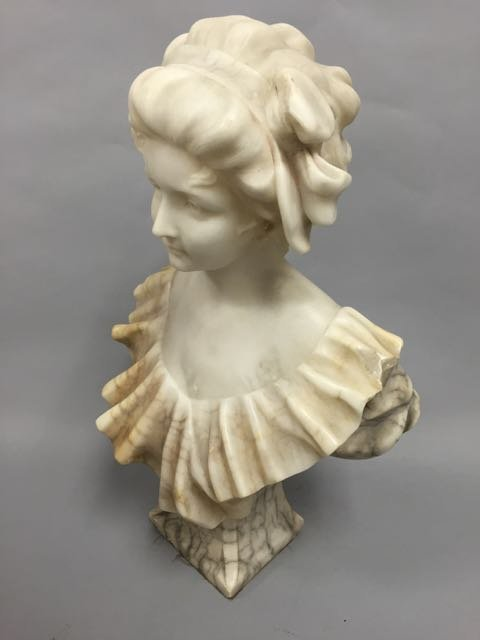 Marble bust - 2
