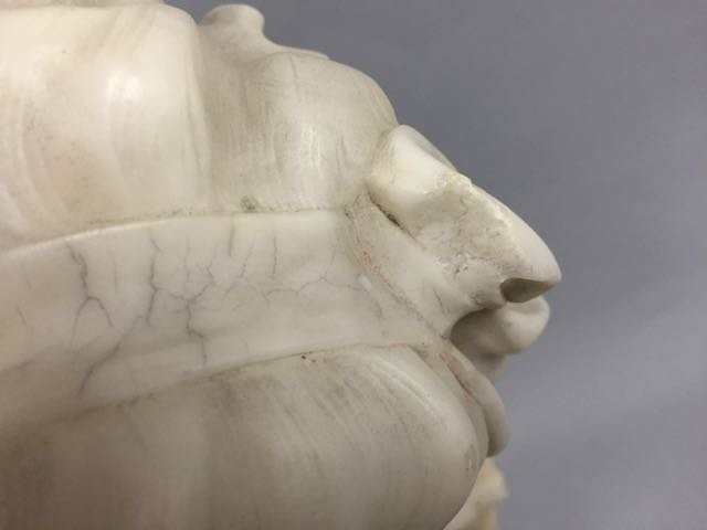 Marble bust - 3