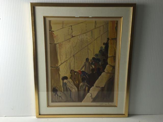 E.A. Salvador Dali  Artist Proof