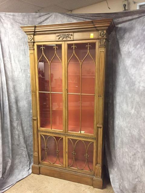 Baker 4 Door Cabinet