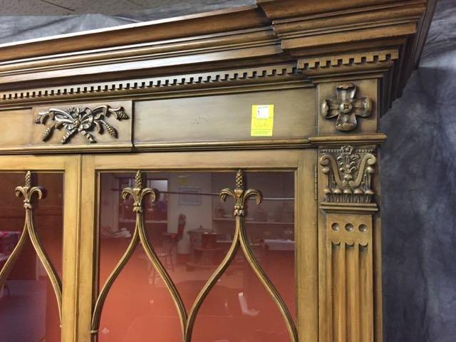 Baker 4 Door Cabinet - 2