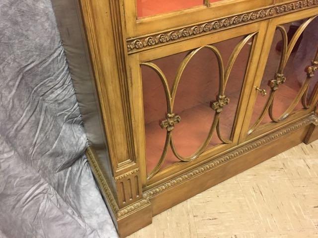 Baker 4 Door Cabinet - 3