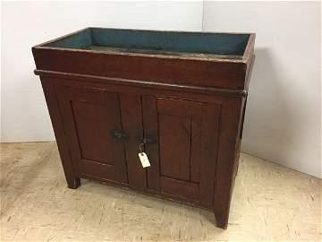 19th Century Dry Sink