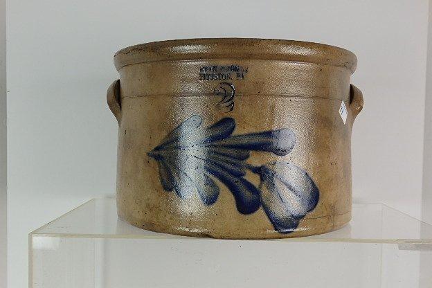 19th Century Stoneware Crock