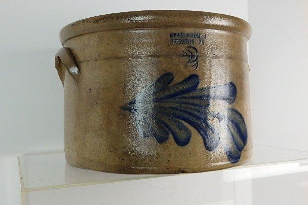 19th Century Stoneware Crock - 3
