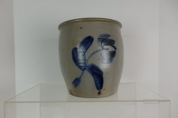 19th Century Stoneware Crock