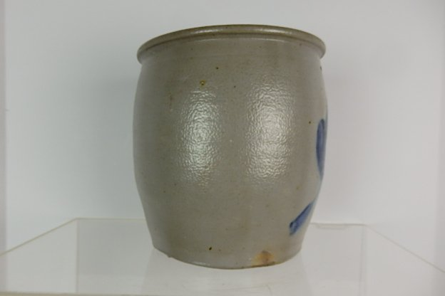 19th Century Stoneware Crock - 4